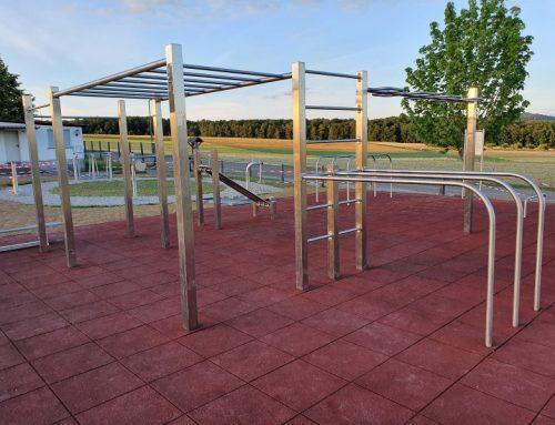 Belegungsplan & Fitnessfläche